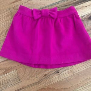 Milly Minis Pink Skirt